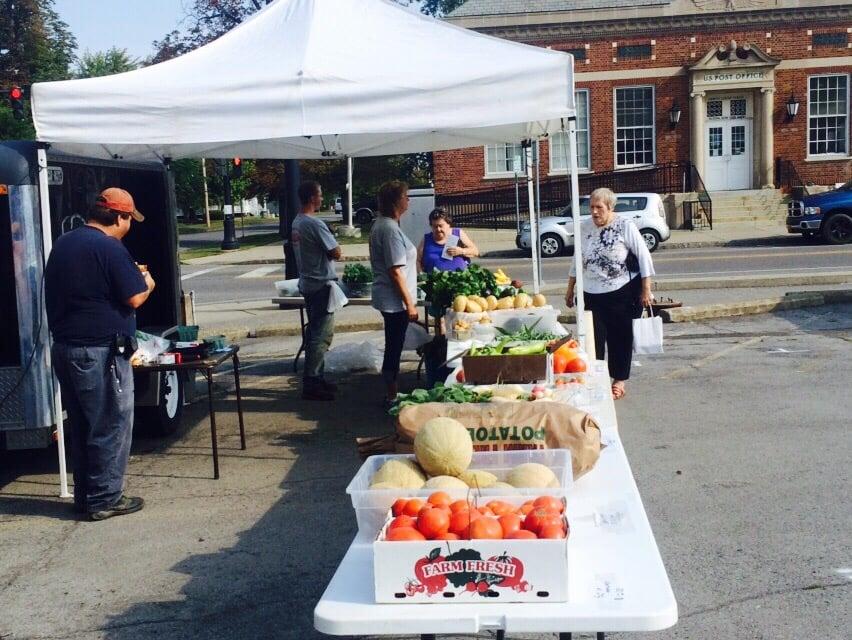 Canal Village Farmers Market: 128 W Center St, Medina, NY
