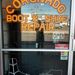 Coronado Boot Shoe Repair