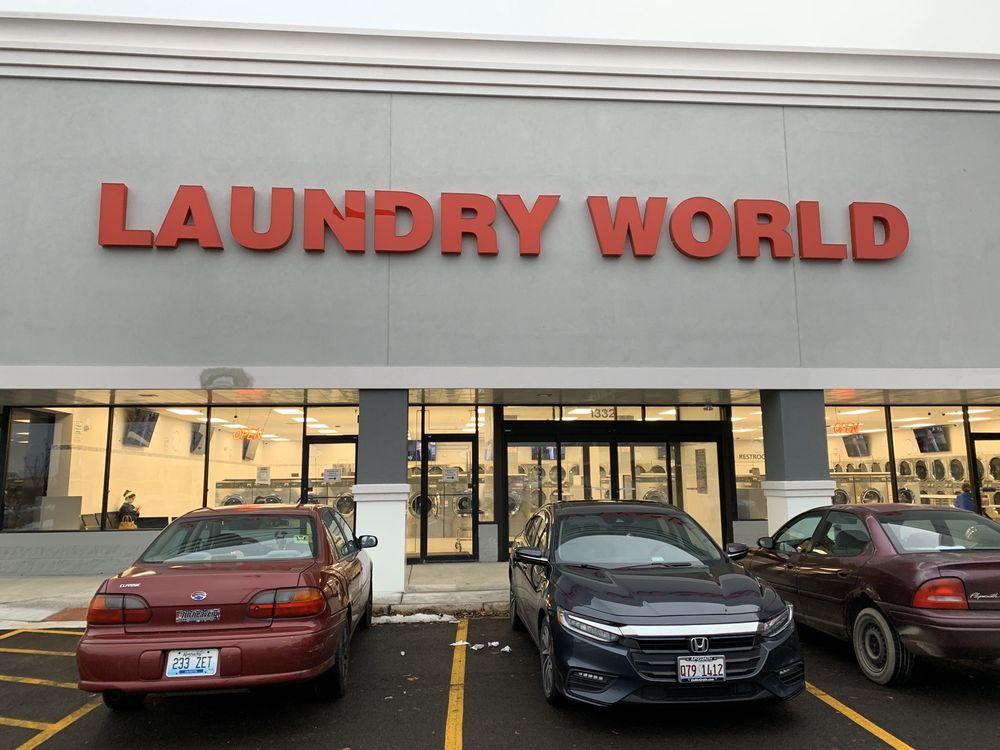 Laundry World: 1332-38 E Algonquin Rd, Algonquin, IL