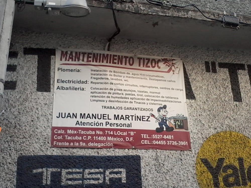 Ferreter a tizoc ferreter as calz m xico tacuba 714 for Ferreteria cerca de mi ubicacion
