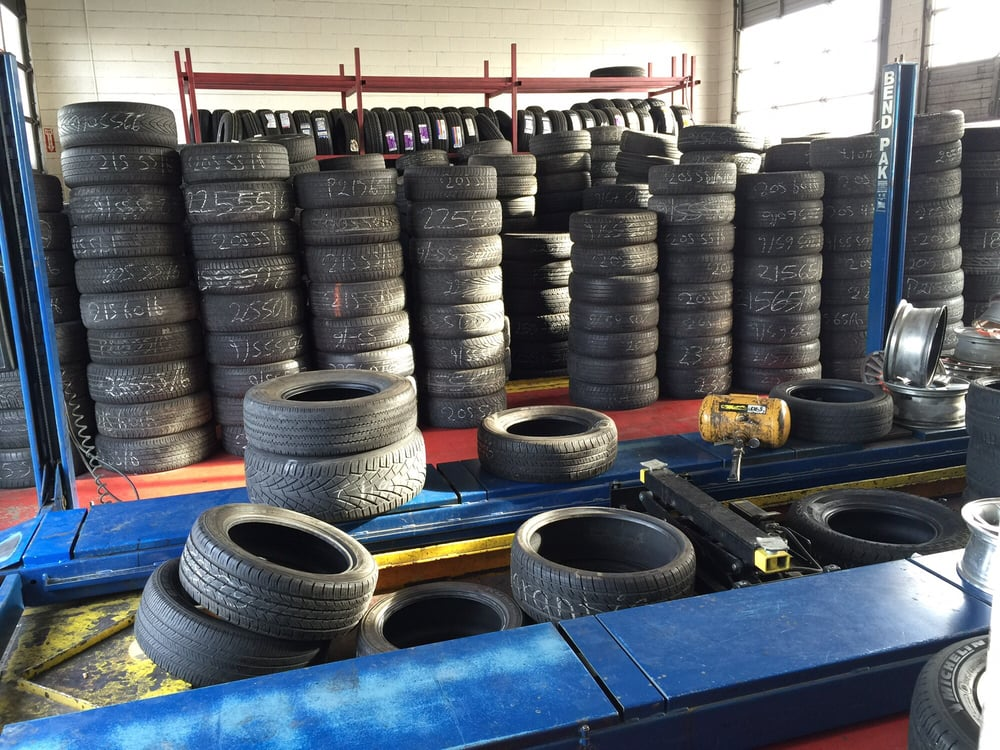 Photo Of Llantera El Rancho Tires Las Vegas Nv United States Stacks