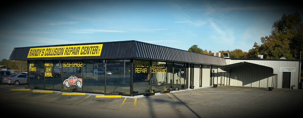 Collision Shops Near Me >> Randy's Collision Repair Center - Body Shops - 616 N Davis ...