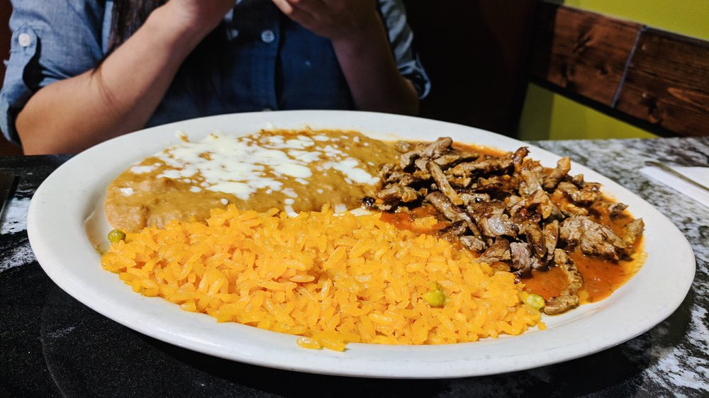 Food from Acapulco Mexican Grill