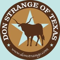 Don Strange Catering Service logo