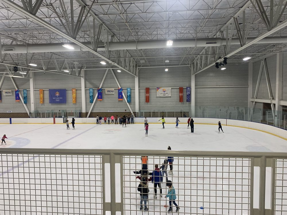 Social Spots from Peaks Ice Arena