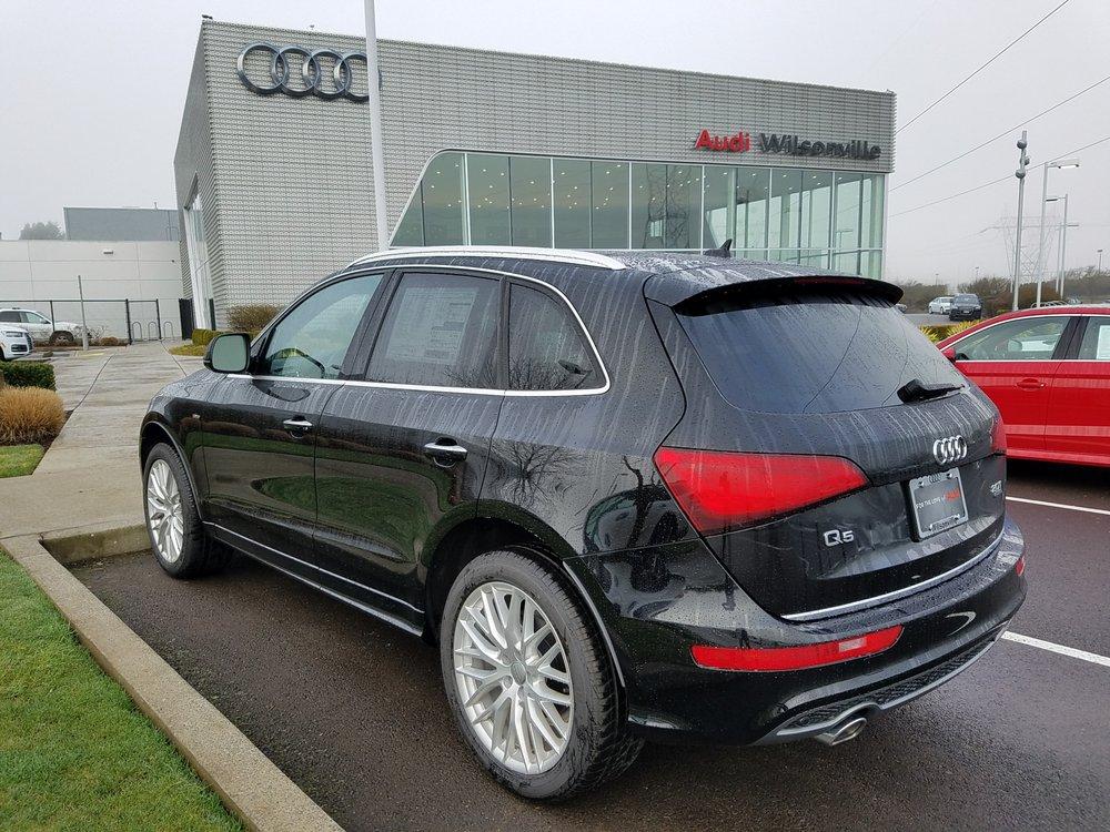 New Audi Q At Audi Wilsonville Your Audi Portland Dealer Yelp - Wilsonville audi