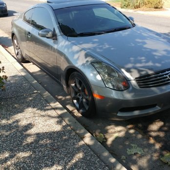 G35 coupe 6MT purchased from Bay area motors in Hayward