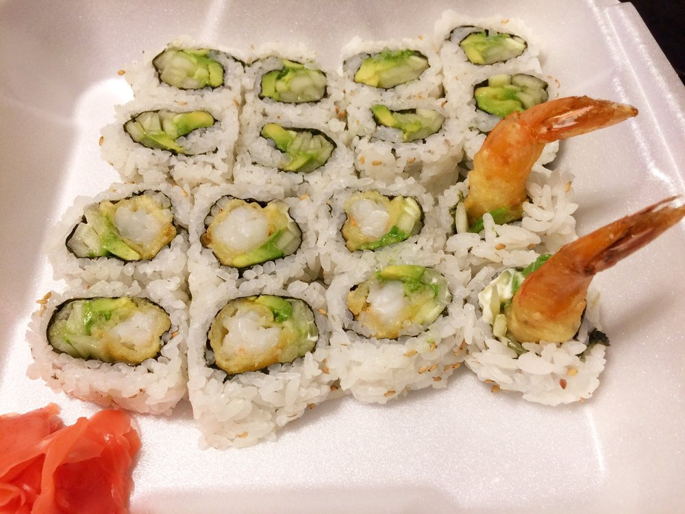 Sushi Queen Sushi and Grill: 85 Concord Commons Pl SW, Concord, NC