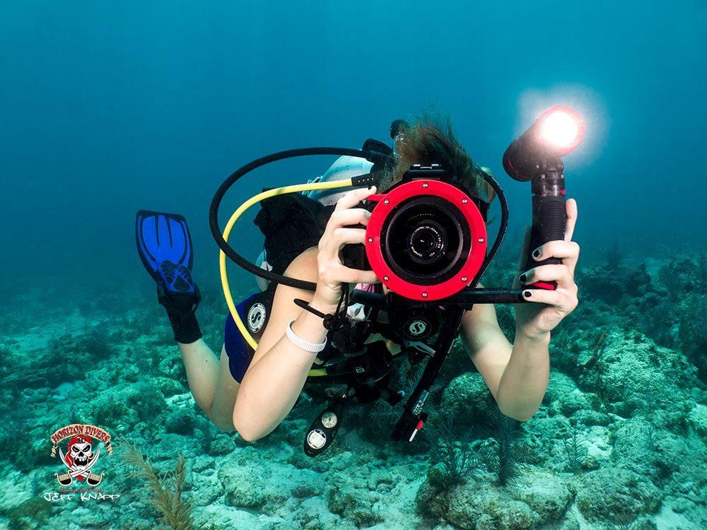 Horizon Divers: 105800 Overseas Hwy, Key Largo, FL