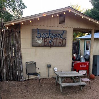 Photo Of Backyard Bistro   Pipe Creek, TX, United States