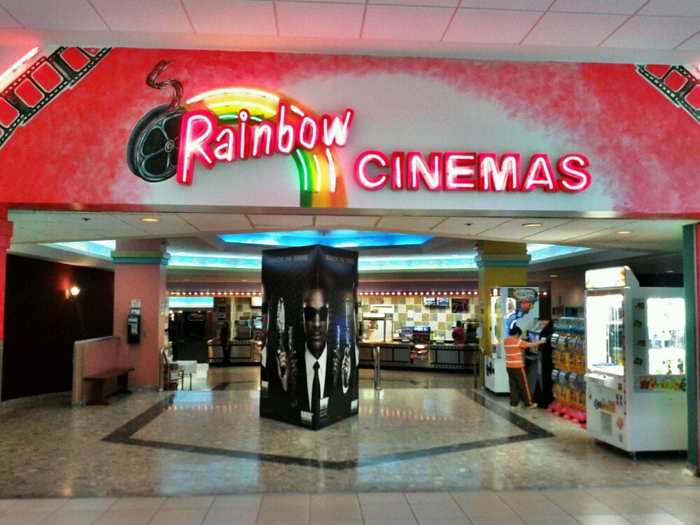 Rainbow Cinema Fairview Mall 102