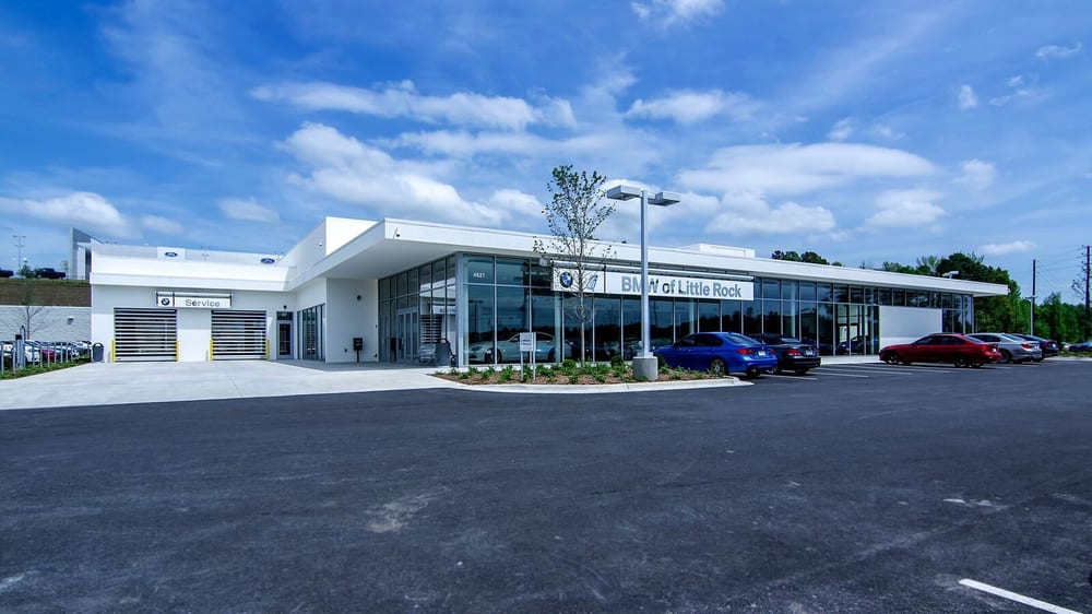 Bmw Of Little Rock >> Bmw Of Little Rock In Our New Location At 4621 Colonel Glenn Plaza