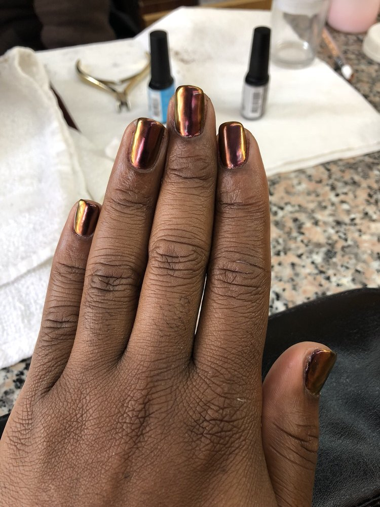 My My Nails and Spa: 3160 5th Ave, San Diego, CA