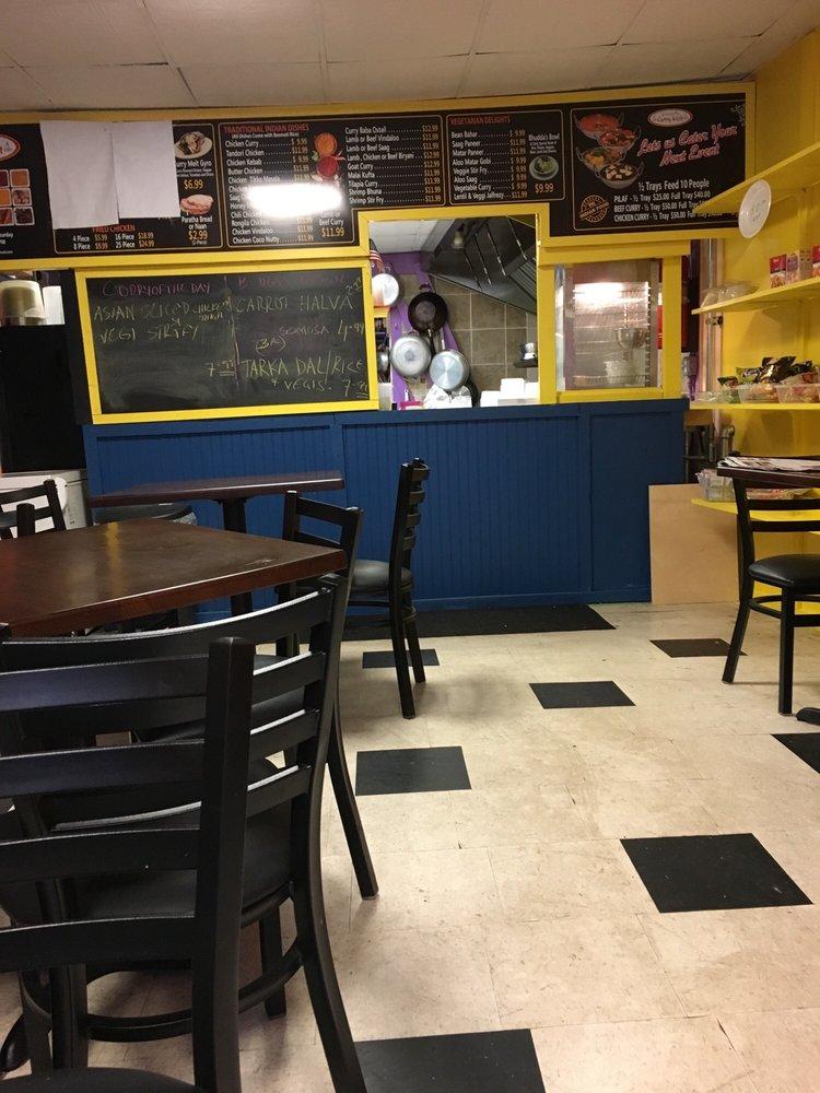 Dhani's Curry Melt: 109 S Main St, Liberty, NY