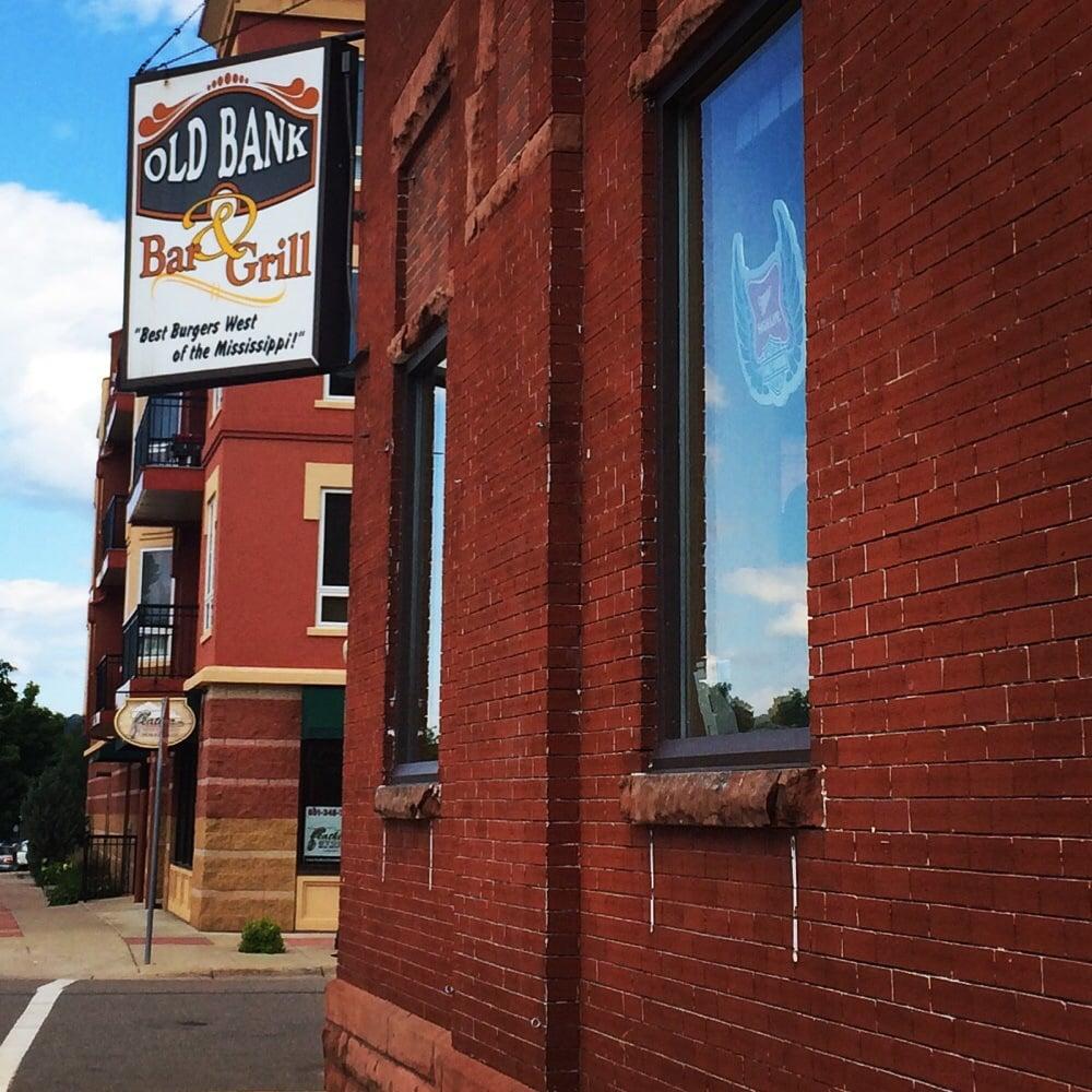 The Old Bank & Grill: 100 S Washington St, Lake City, MN