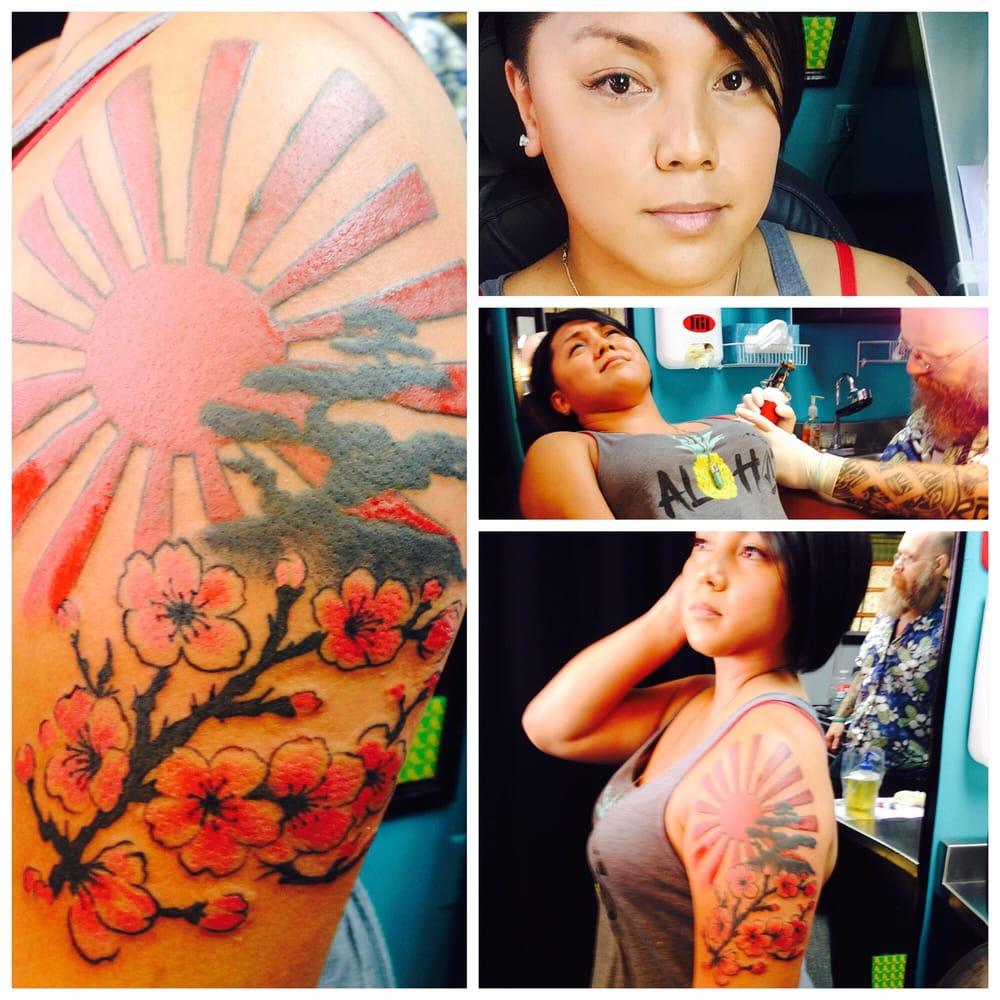 Photo Of Randy Adams Tattoo Studio Fort Worth Tx United States In