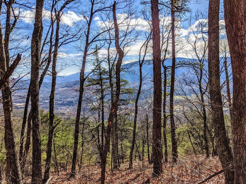 Mcafee Knob Appalachian Trail: Salem, VA