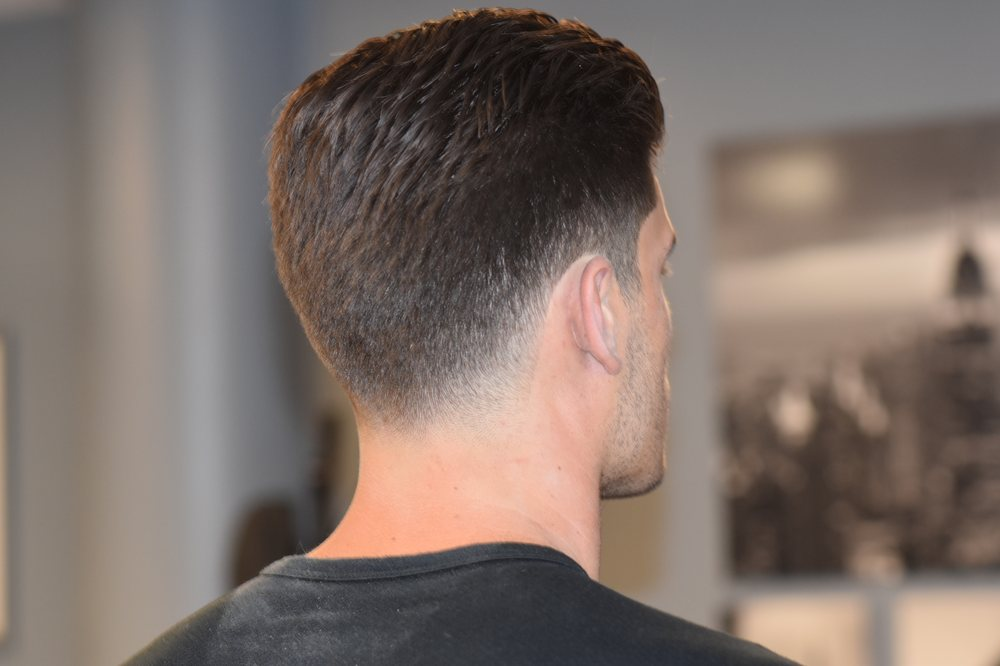 scissor fade haircut low fade scissor haircut on hair yelp 3844
