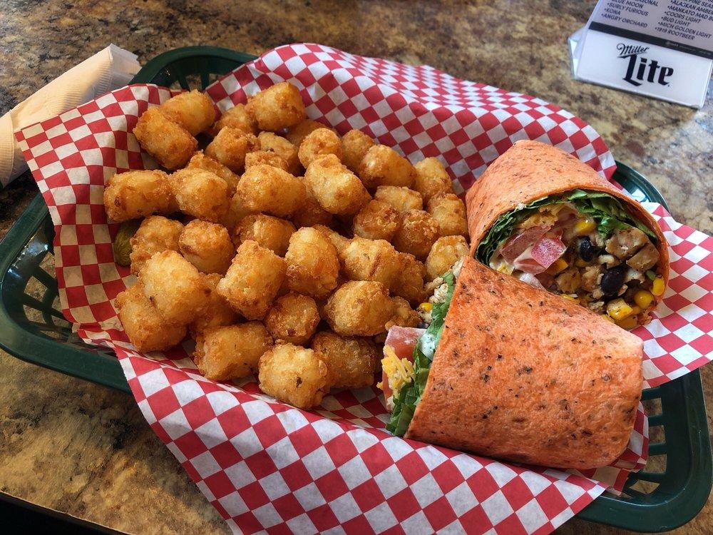 Rough-Cut Grill & Bar: 19034 US Highway 169, Milaca, MN