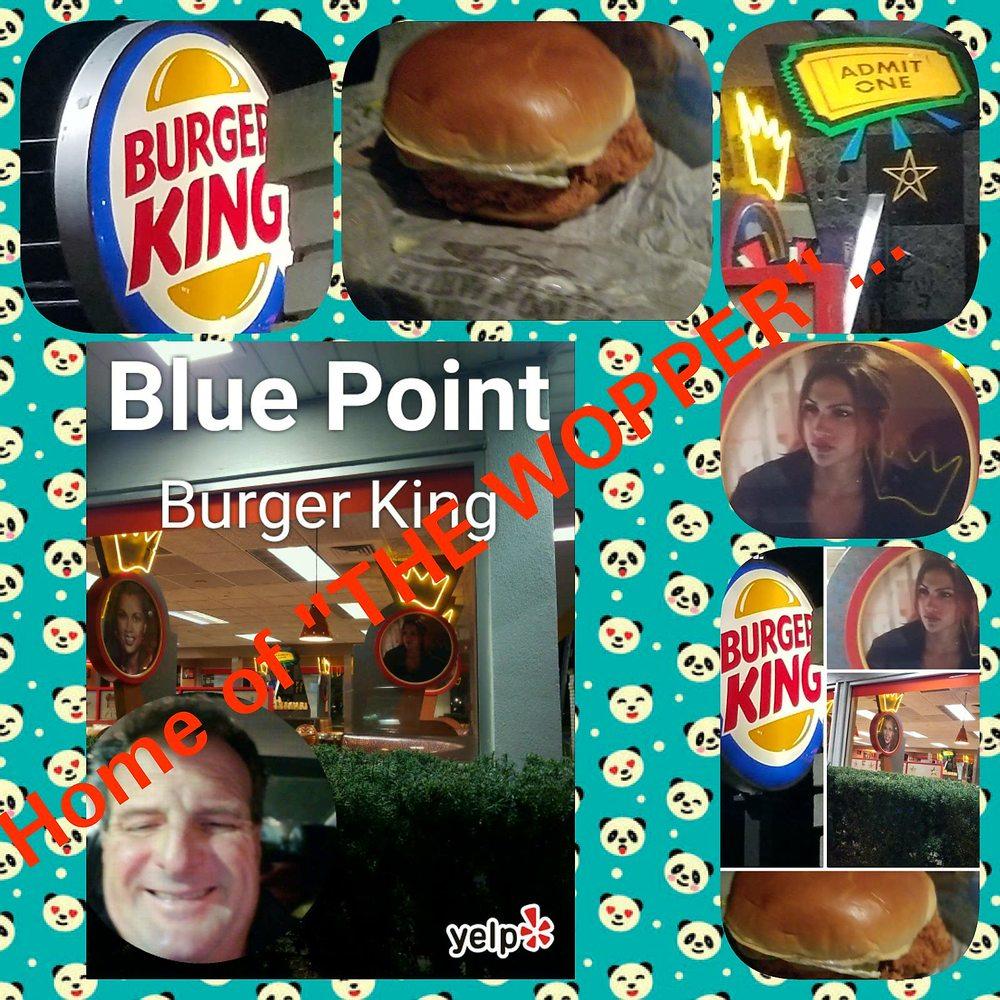 Burger King: 32 Montauk Hwy, Blue Point, NY