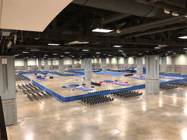 Hope Gymnastics Academy: 44670 Cape Ct, Ashburn, VA