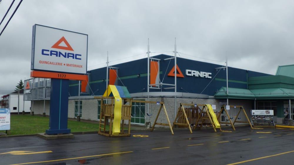 Canac - Quincailleries - 1177 Boulevard Pie-XI S, Québec, QC ...
