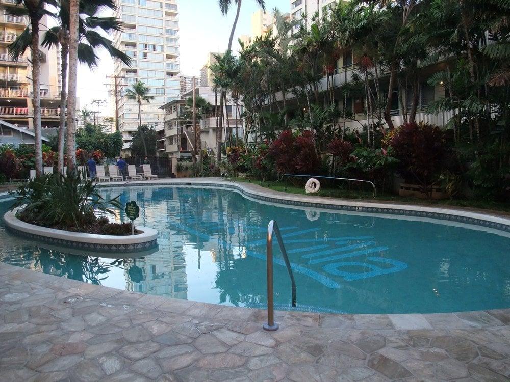 Waikiki Sand Villa Hotel Yelp
