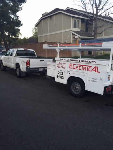 John K. McCraw Electrical: 16654 Soledad Canyon Rd, Canyon Country, CA