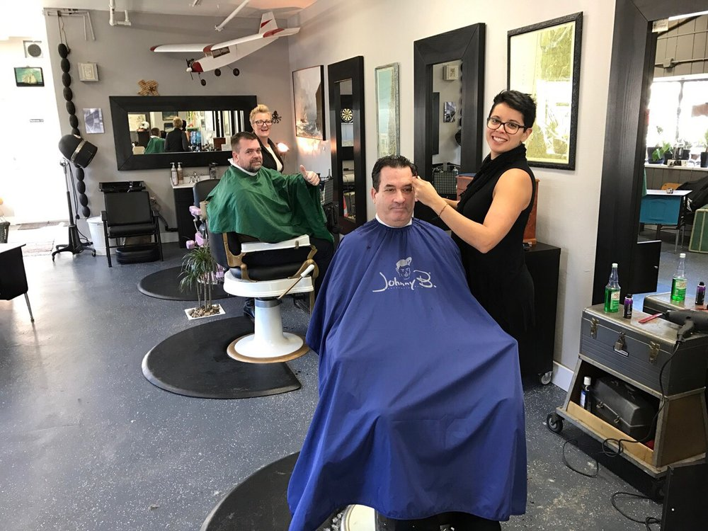 Old Town Barbershop: 1341 Bay St, Florence, OR