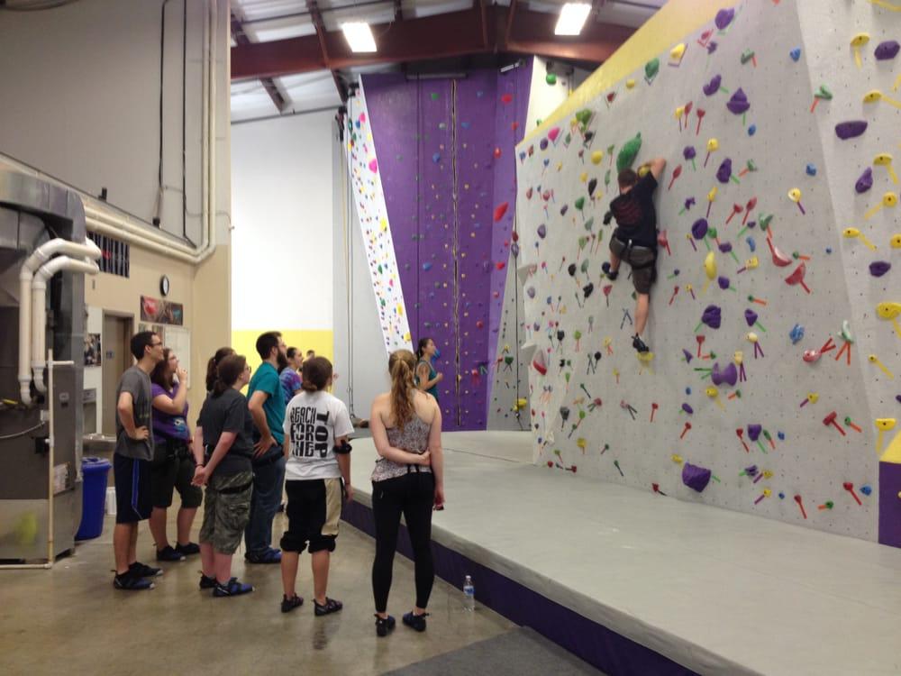 Climb Lafayette: 4650-C Dale Dr, Lafayette, IN