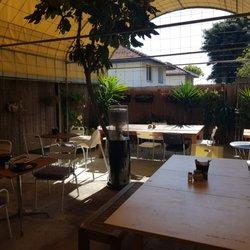 Garden Cafe Maylands Menu