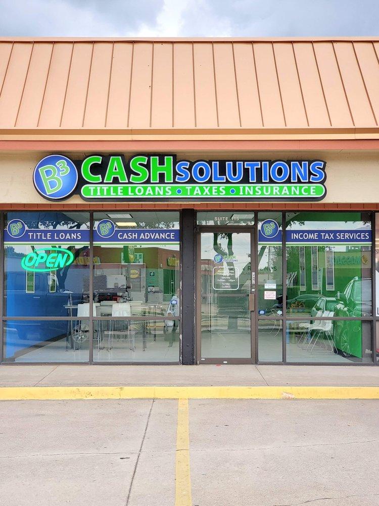 B3 Cash Solutions