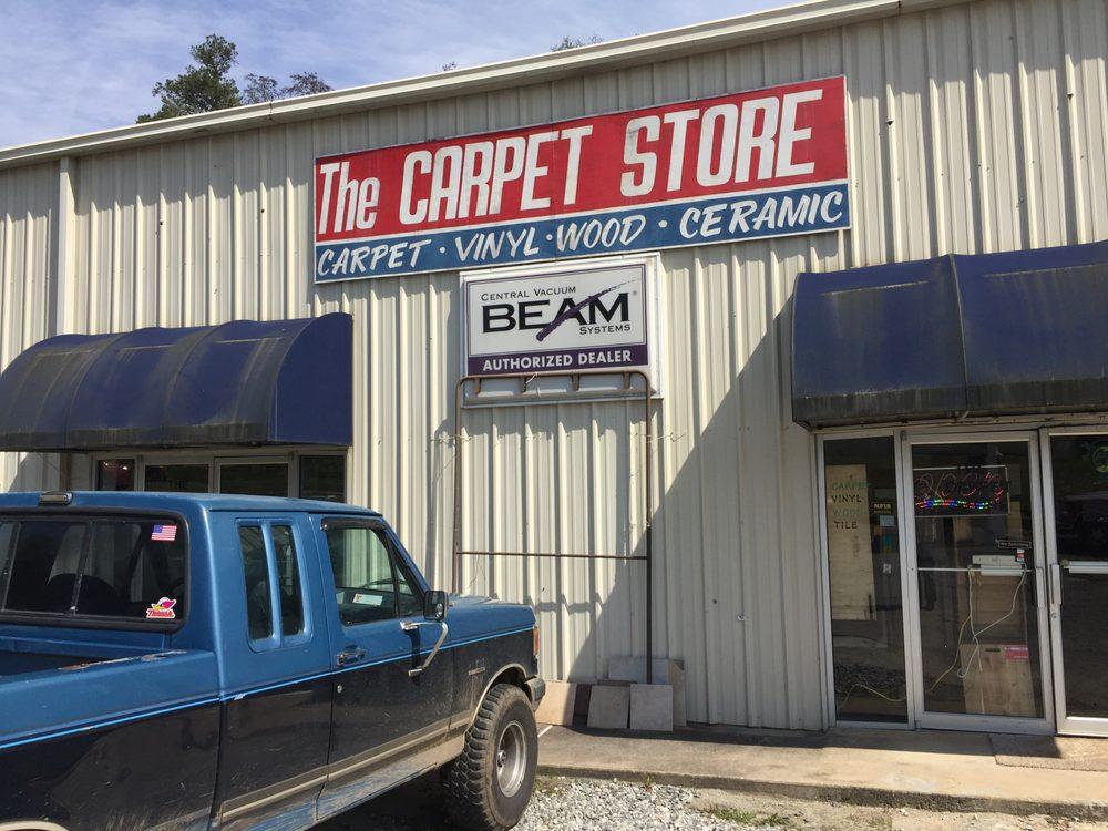 Carpet Store: 847 S Main St, Cleveland, GA