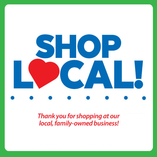 We appreciate you supporting our locally owned Toy Store  We