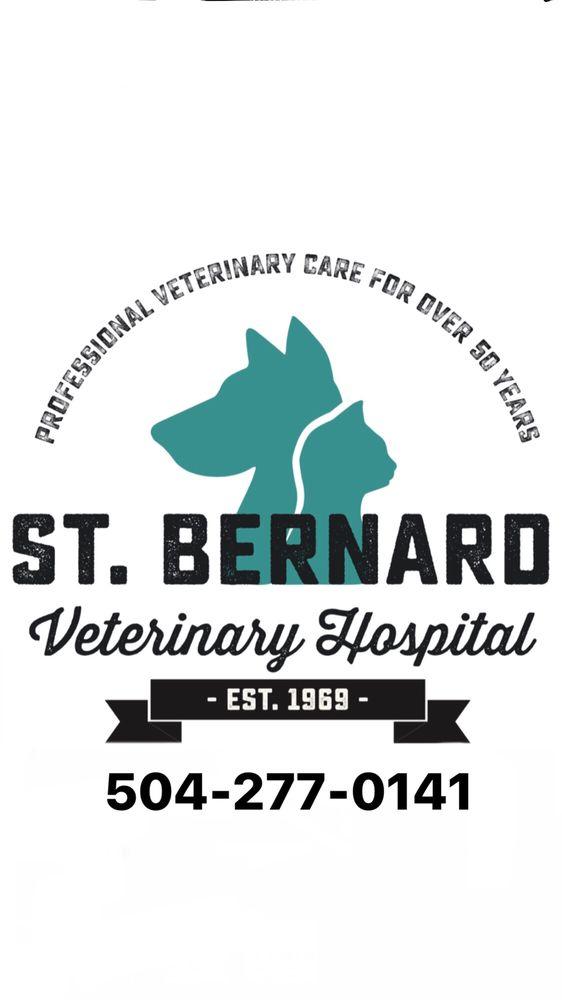 St Bernard Veterinary Hospital: 9121 W Judge Perez Dr, Chalmette, LA