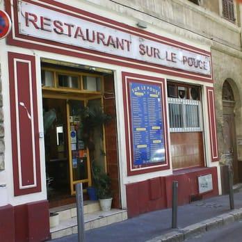 Restaurant Sur Le Pouce Marseille
