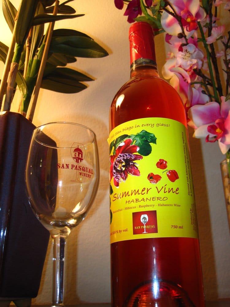 Passion Fruit Habanero Wine Is Delicious Yelp
