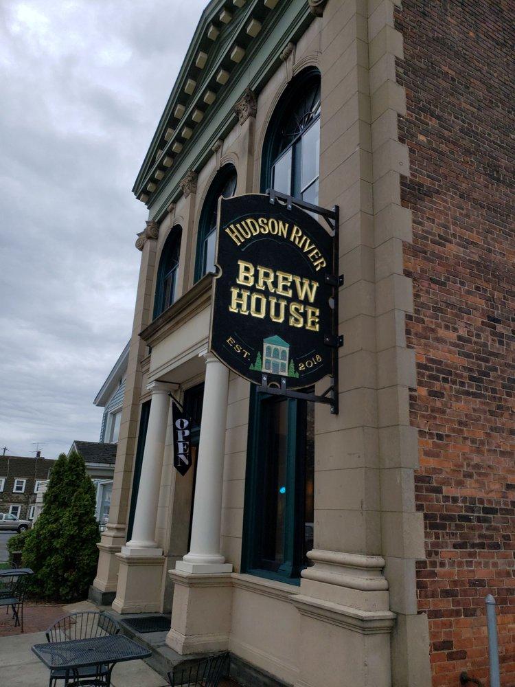 Hudson River Brewhouse: 171 Main St, Hudson Falls, NY