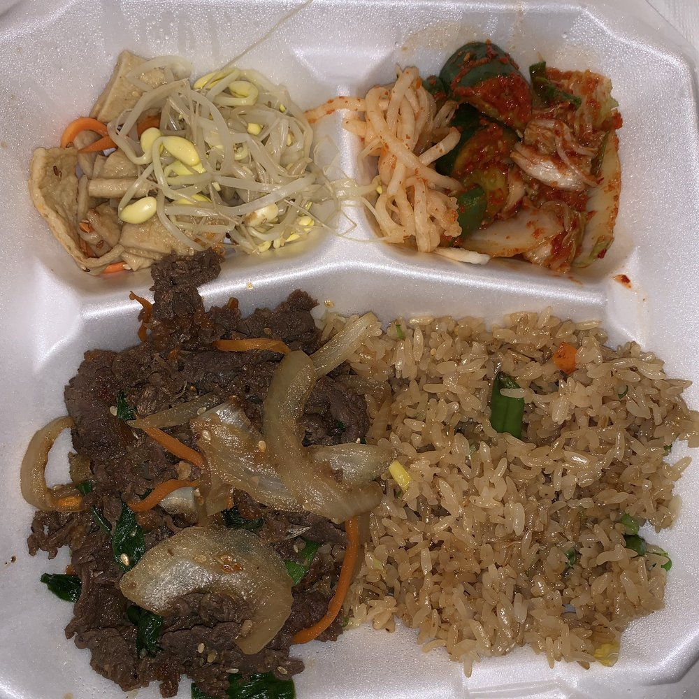 Korean BBQ Kitchen: 2427 N Main St, Belton, TX