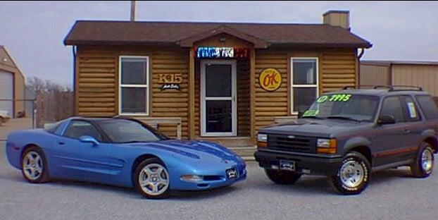 K-15 Auto: 2500 N Nelson Dr, Derby, KS