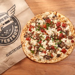 Photo Of Certruck Denver Co United States Mushroom Pizza