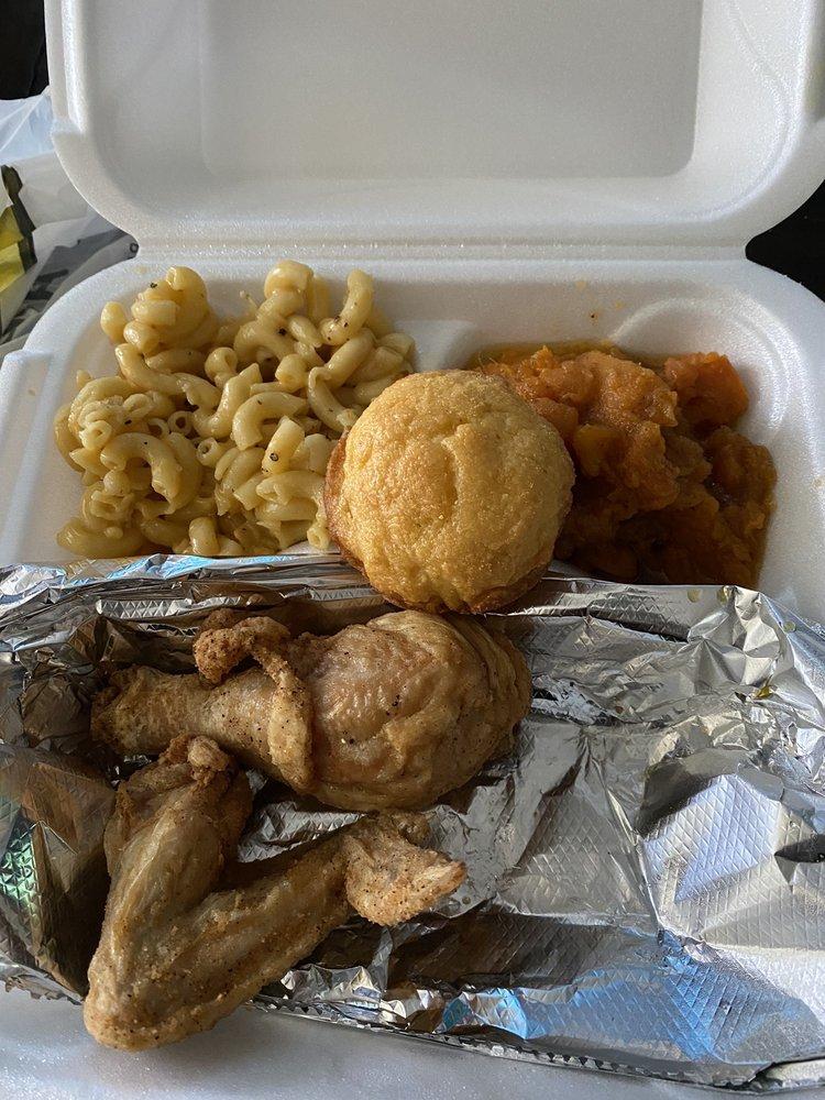 Pot Liquor Southern Food: 925 Madison Ave, South Milwaukee, WI