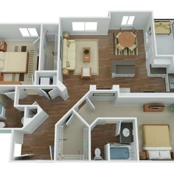Photo Of Encanto Apartments Corona Ca United States August Floorplan 1275sq