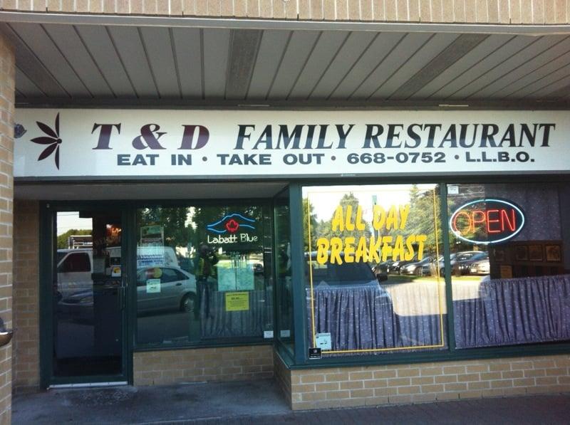 T&D Family Restaurant