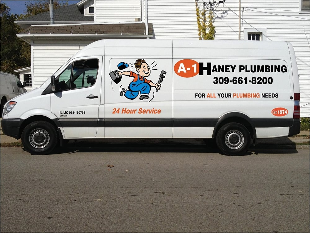 A-1 Haney Plumbing: 2406 W Washington St, Bloomington, IL