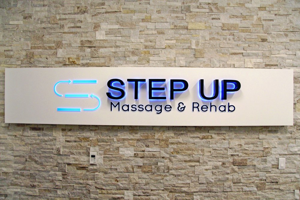 Step Up Massage & Rehab - Yonge & St. Clair: 45 St Clair Avenue W, Toronto, ON