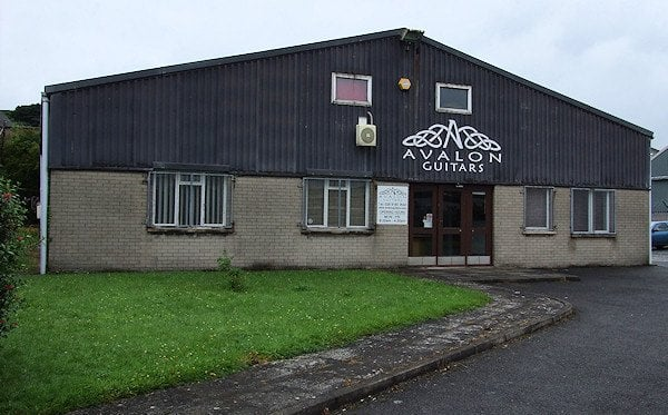 Avalon Guitar Factory: Glenford Industrial Estate 8 Glenford Way, Newtownards, ARD