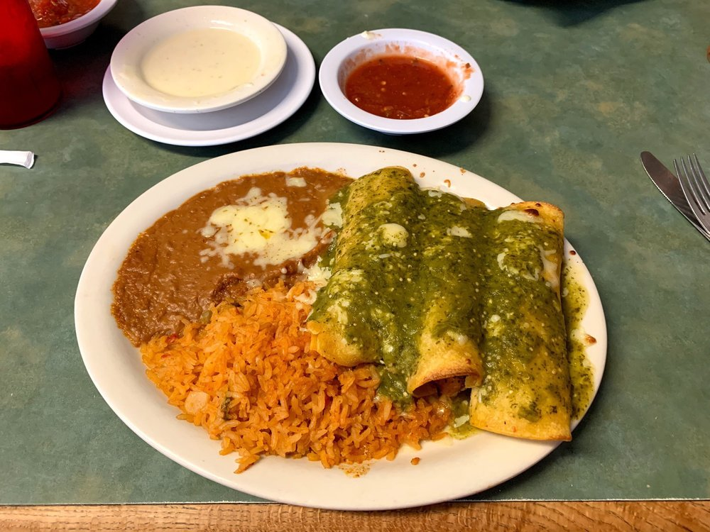 Habanero's Mexican Grill: 200 E Milledgeville Rd, Harlem, GA
