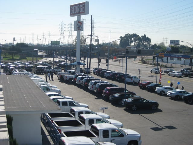 George Chevrolet Huge Inventory Of New And Used Cars Located
