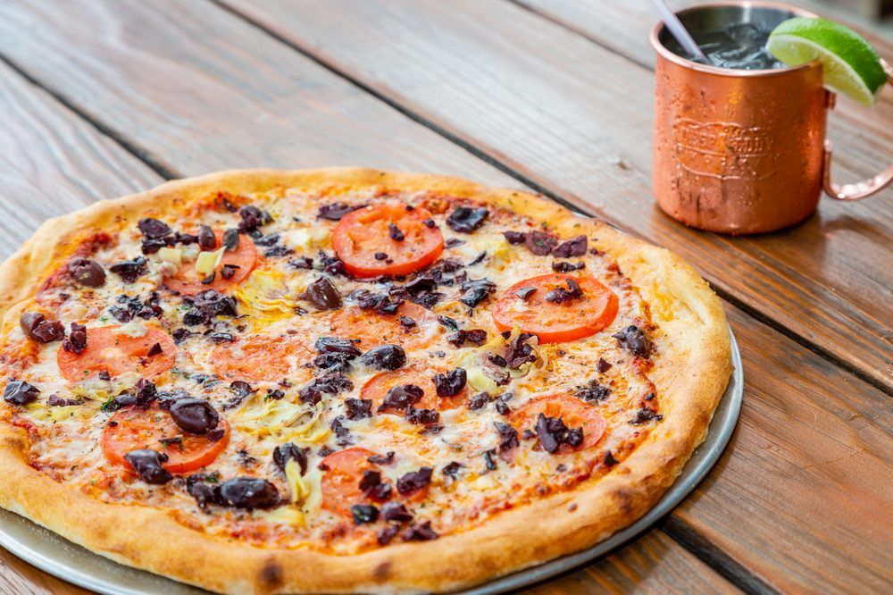 Inferno's Wood Fired Oven & Spirits - Boerne: 1540 River Rd, Boerne, TX